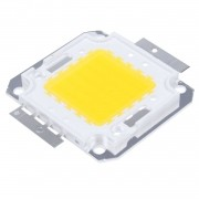 KIT 10 CHIPS DE LED 50W PARA REFLETOR