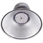 KIT 10 PROJETOR LED INDUSTRIAL HIGH BAY 300W