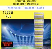 KIT 20 REFLETOR FLOOD LIGHT 1000W MODELO 2019