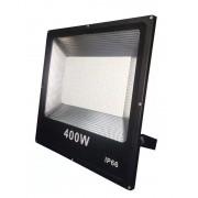 Kit 5 Refletores de Led 400w 6500k Led Cob SMD (Tecnologia Samsung)