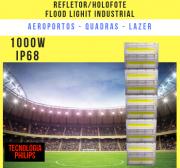 KIT COM 15 REFLETORE FLLOD LIGHT 1000W MODELO 2019