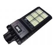 KIT COM 5 Refletor Luminária Pública Poste Solar Led 250w C Sensor Number One