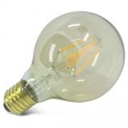 Lâmpada 4w G80/e27 - Bulbo - Filamento De Carbono