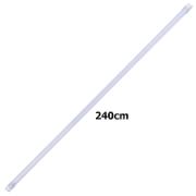 Lâmpada LED Tubular HO 40w 240cm Branco Frio Leitosa com Inmetro