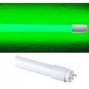Lâmpada Led Tubular T8 Verde Aquário 120cm Bivolt 18w