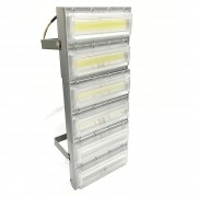Refletor de led floodlight 2020 2000w linear ip68 bivolt 6500k branco frio(20 módulos)