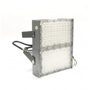 kit 2 REFLETOR LED MODELO 2019 FLOOD LIGHT (TECNOLOGIA PHILIPS) 150W IP68 DOIS MÓDULOS NUMBER TWO