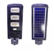 Refletor Luminária Pública Poste Solar Led 60w C Sensor Number Two