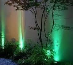 Espeto De Led 5w Para Jardim - Luz Verde - Bivolt