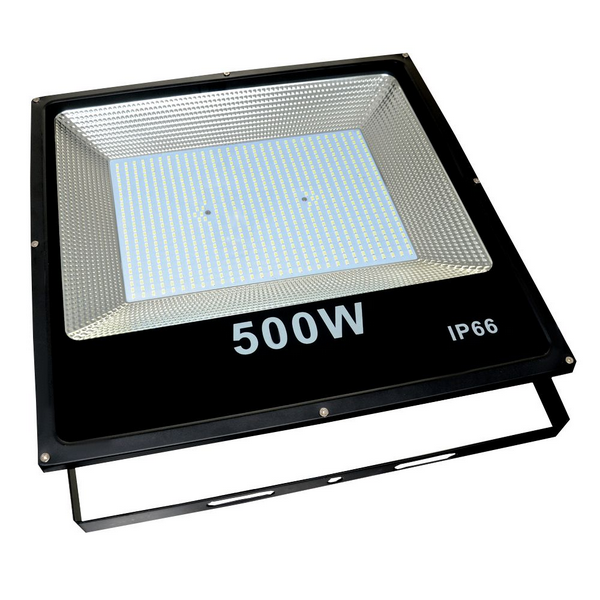 kit 5 Refletores de Led 500w 6500k Led Cob SMD (Tecnologia Samsung)