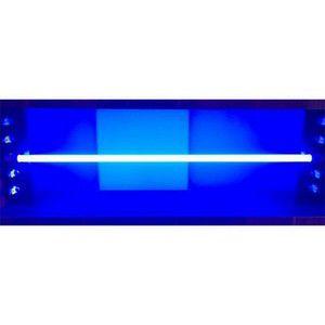 KIT 15 LÂMPADAS LED TUBULAR T8 AZUL AQUÁRIO 120CM BIVOLT 18W