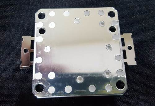 KIT 25 CHIPS DE LED 100W PARA REFLETOR