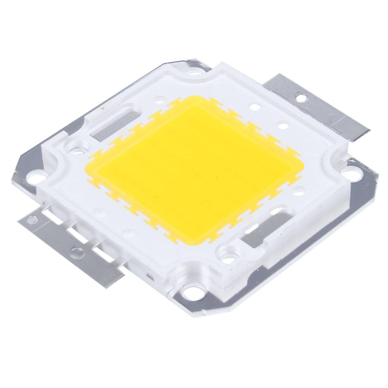 KIT 25 CHIPS DE LED 50W PARA REFLETOR