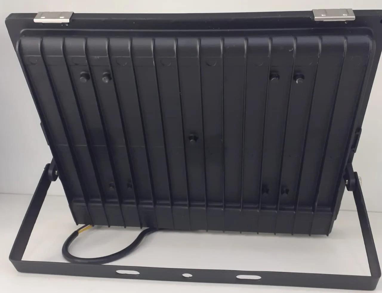 kit 25 Refletores de Led holofote 200w Cob 6500k SMD Branco frio