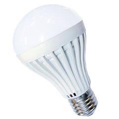 KIT 50 Lâmpadas LED Bulbo 5w e27 Branco Frio