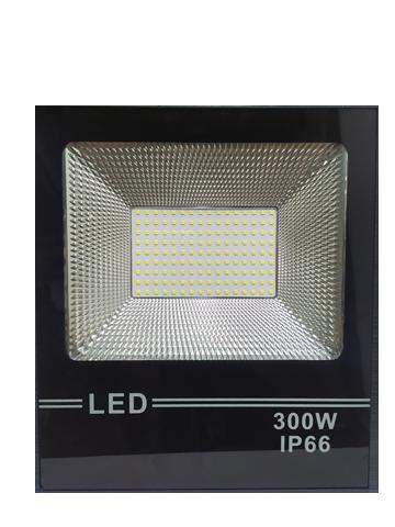 KIT COM 15 REFLETORE DE LED SMD 300W 6500K BIVOLT BRANCO FRIO RESISTENTE A ÁGUA