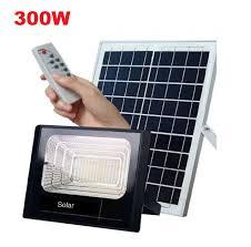 Refletor 300w Smd Real Luminária Solar Externo
