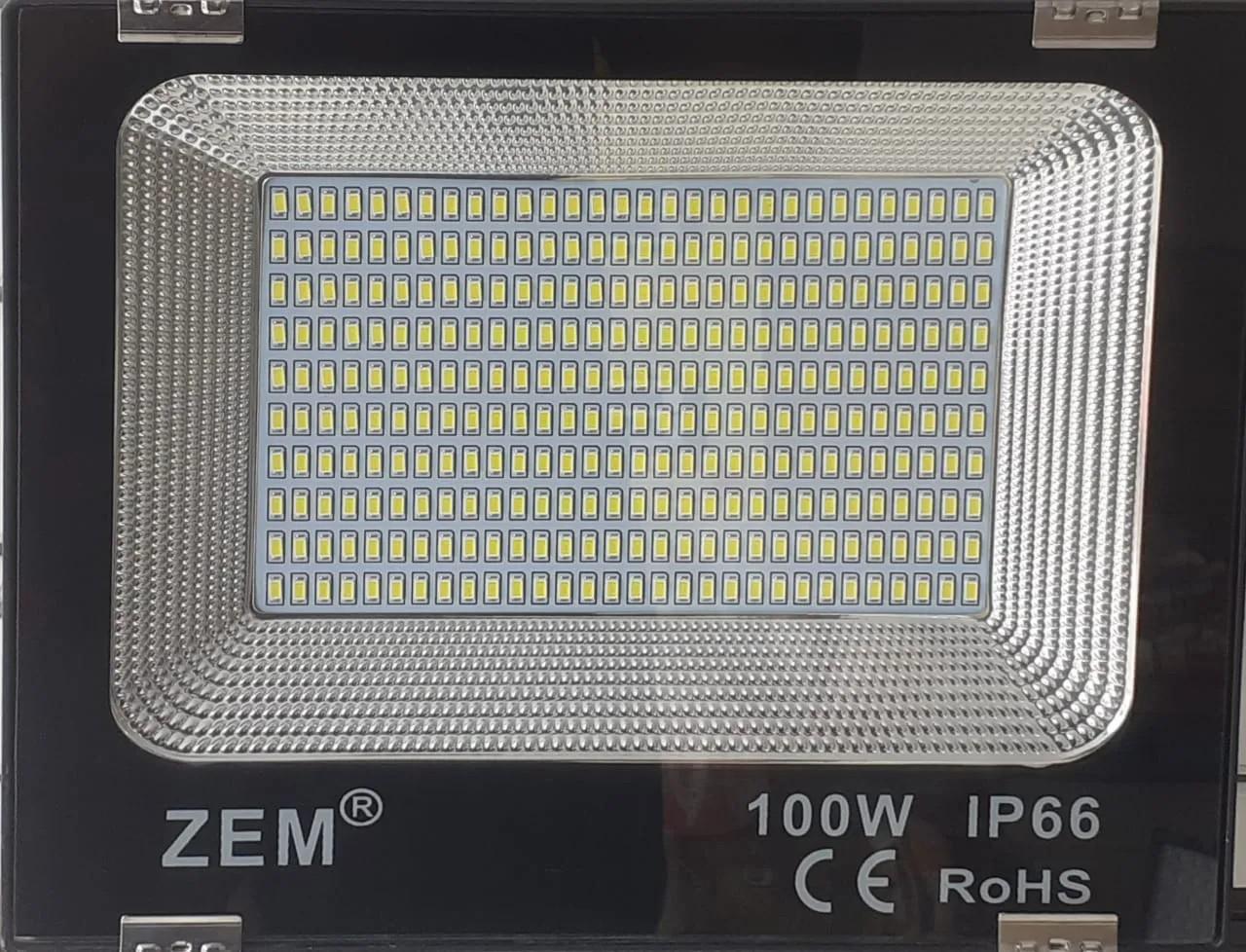 Refletor de Led 100w Led Cob smd 6500k Branco Frio Bivolt