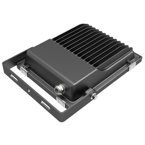 REFLETOR DE LED 20W MICROLEDS IP67 BRANCO FRIO 6500K BIVOLT RESISTENTE A ÁGUA