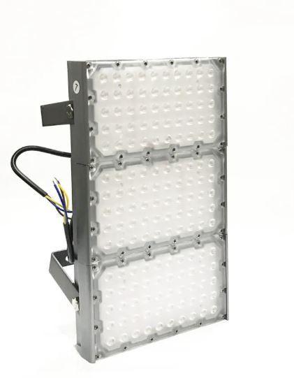 Refletor de led industrial floodlight 200w modelo GOLD 2021 ip68 resistente a água branco frio 6500k bivolt