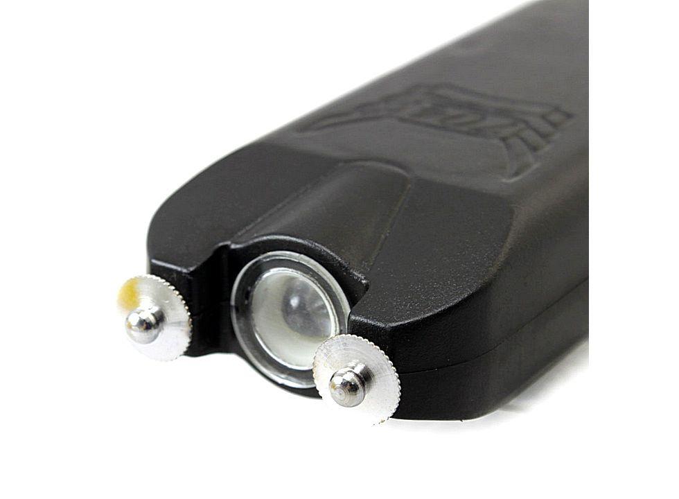 Taser Arma de choque de auto-defesa 704 tipo Supervoltage com luz LED