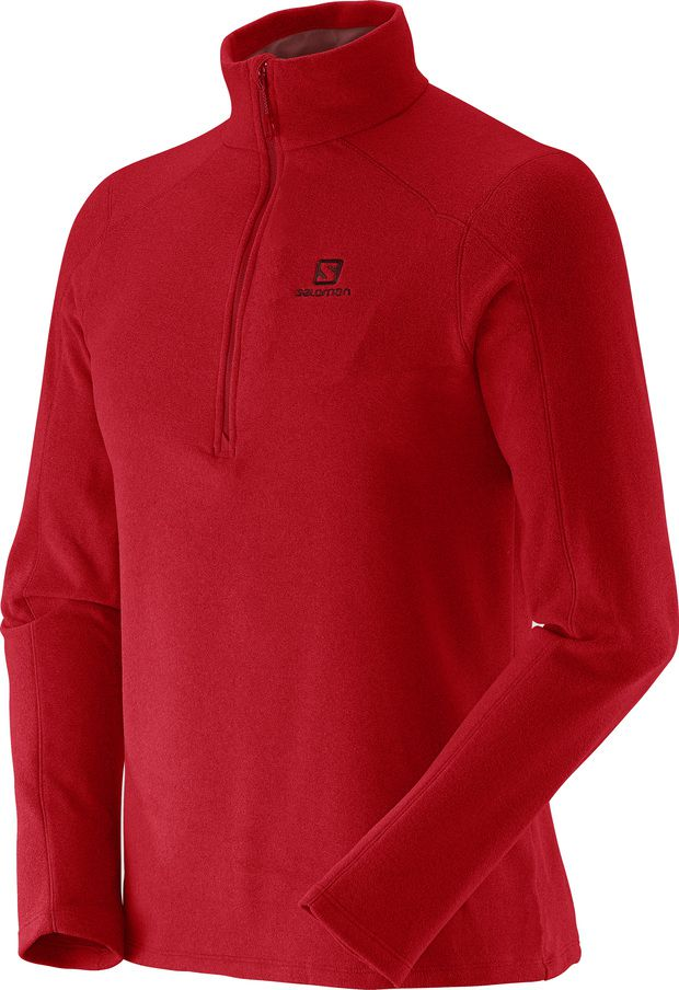 Fleece Salomon Polar II 1/2 Zip Masc