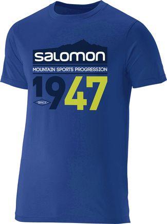 Camiseta Salomon 1947 SS Masc