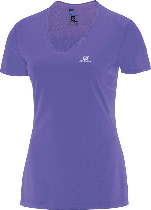 Camiseta Salomon Comet SS Fem