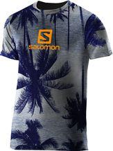 Camiseta Salomon Graphic Palmeiras
