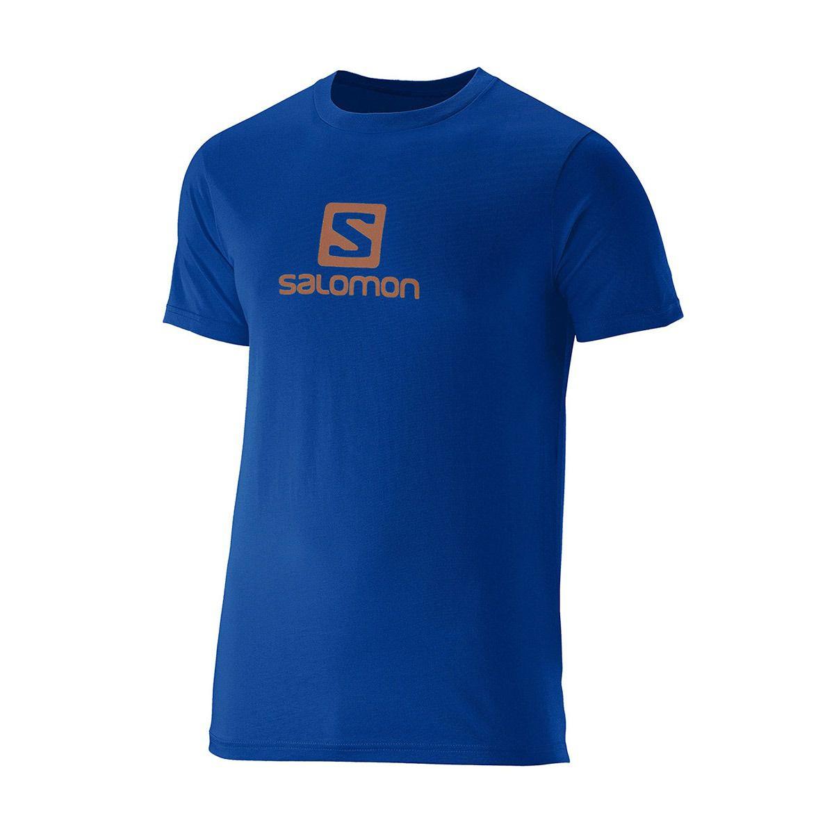 Camiseta Salomon Logo SS Masc