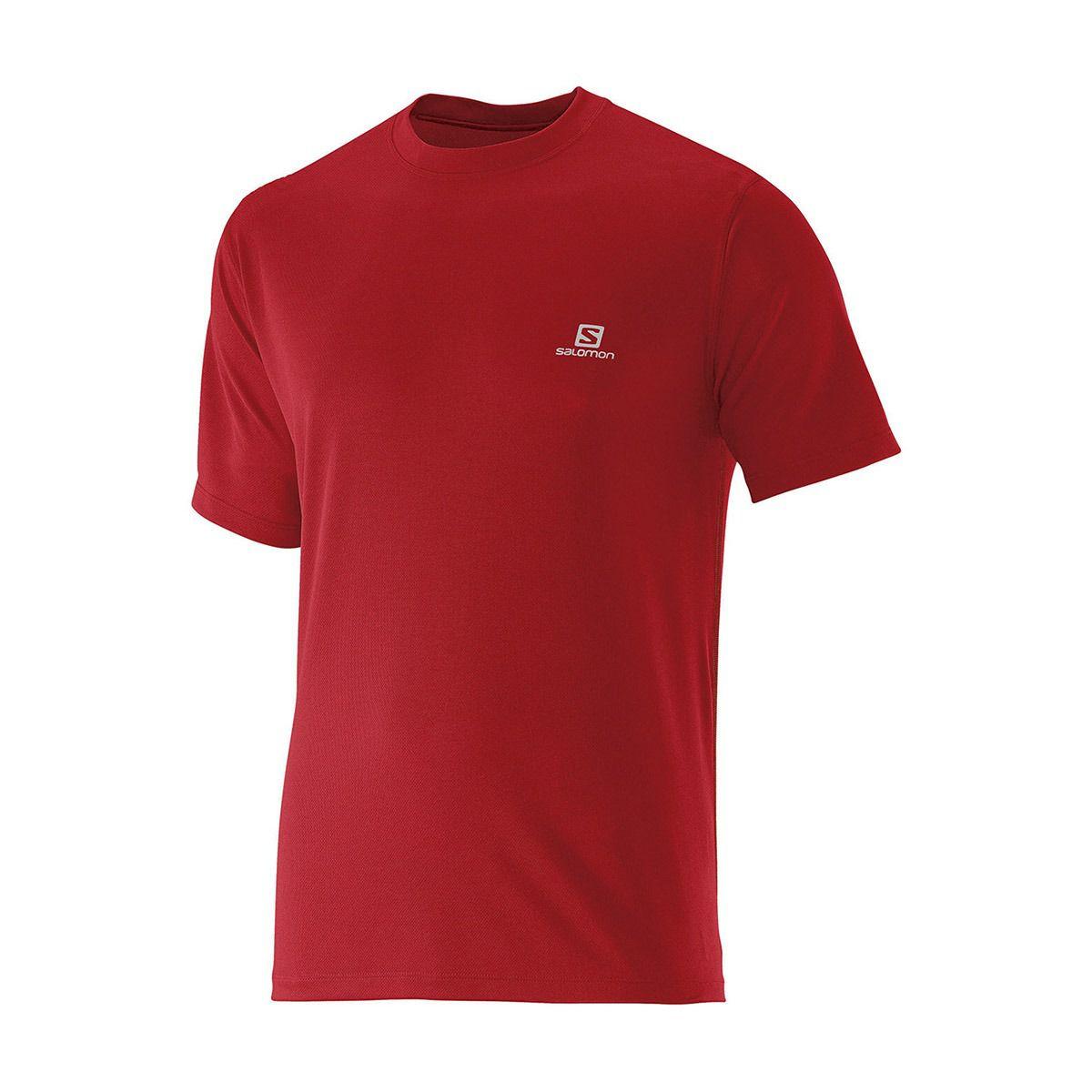 Camiseta Salomon Poliamida  Comet SS M