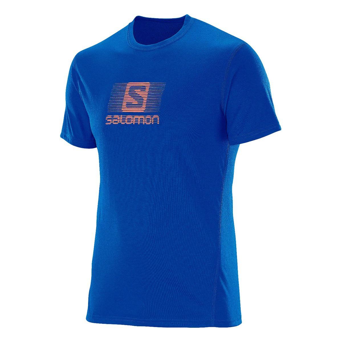 Camiseta  Salomon Running SS II