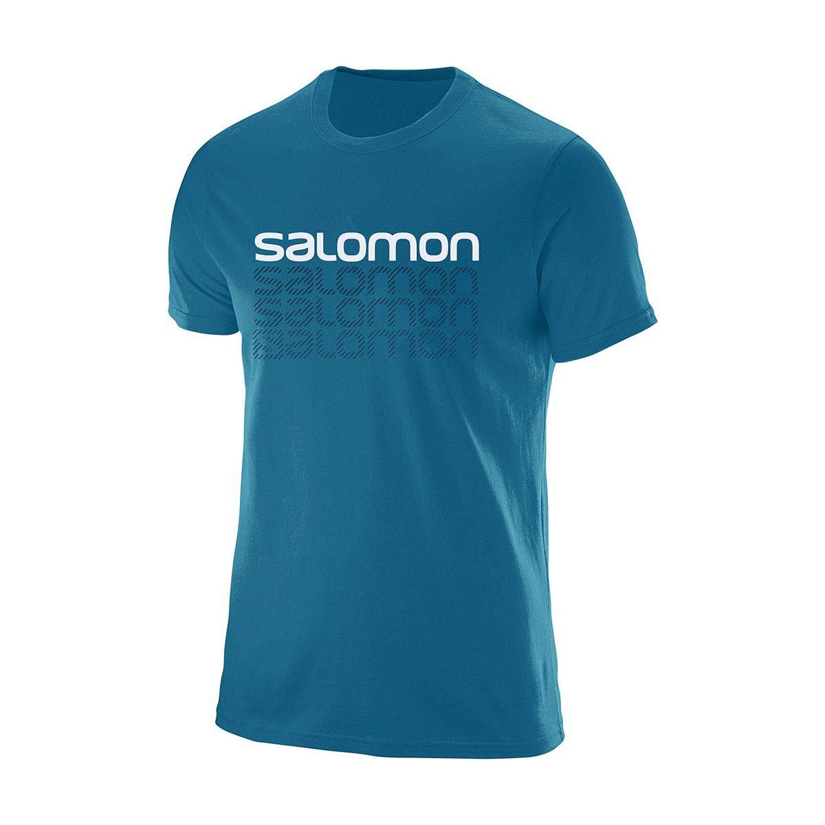 Camiseta Salomon SS Yonder