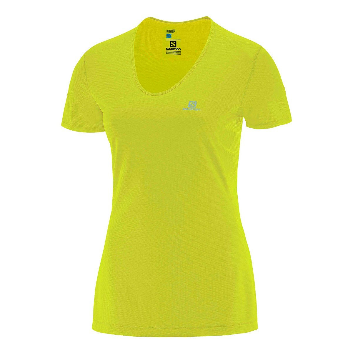 CAMISETA SALOMON TRAINING IV F