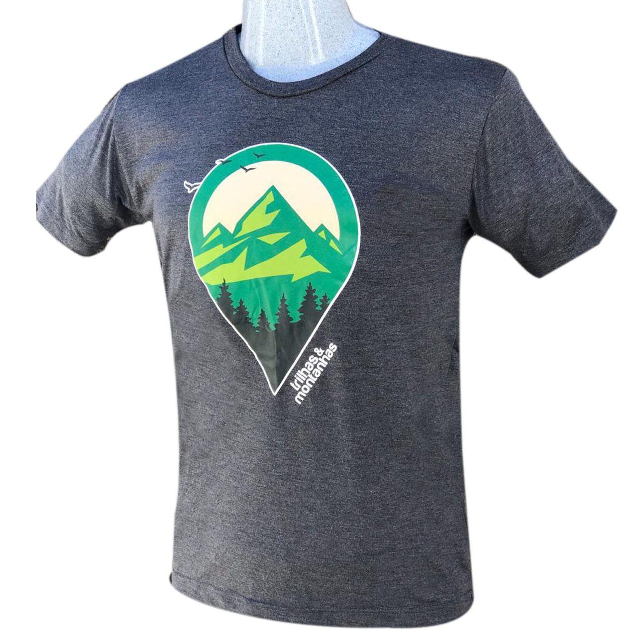 Camiseta Trilhas & Montanhas One