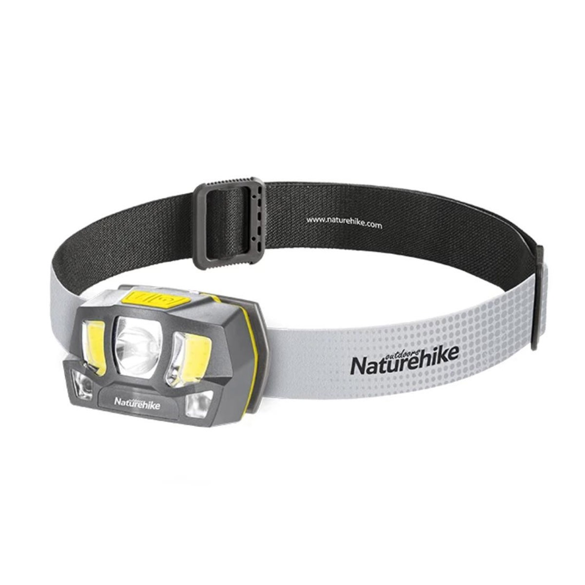 HEADLAMP NATUREHIKE RECARREGÁVEL OUTDOOR STARSHINE IPX4 280L