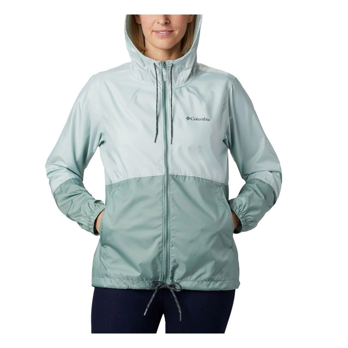 CORTA VENTO COLUMBIA FLASH FORWARD WINDBREAKER  TWILIGHT