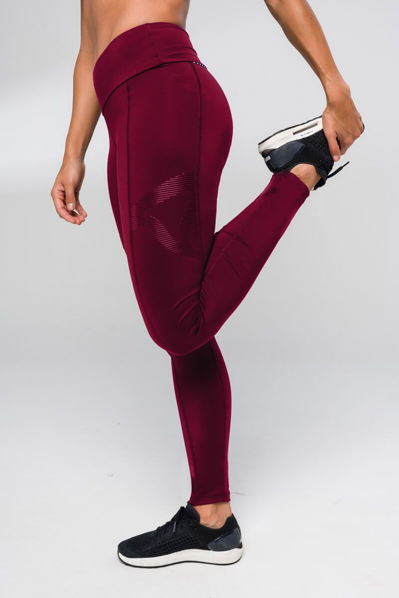 Legging  Authen Signature Surge