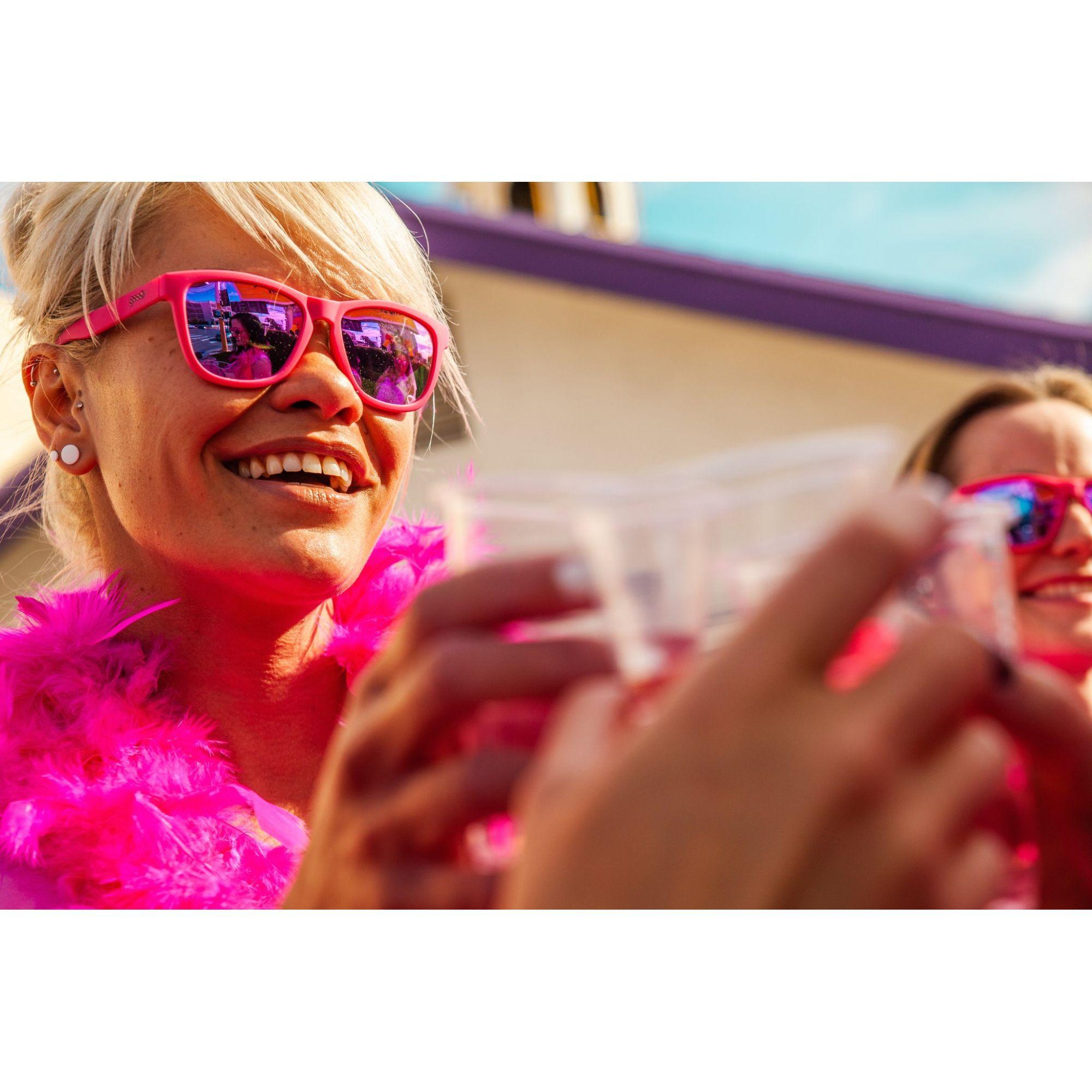 Óculos de Sol Goodr - Beckys Bachelorette Bacchanal