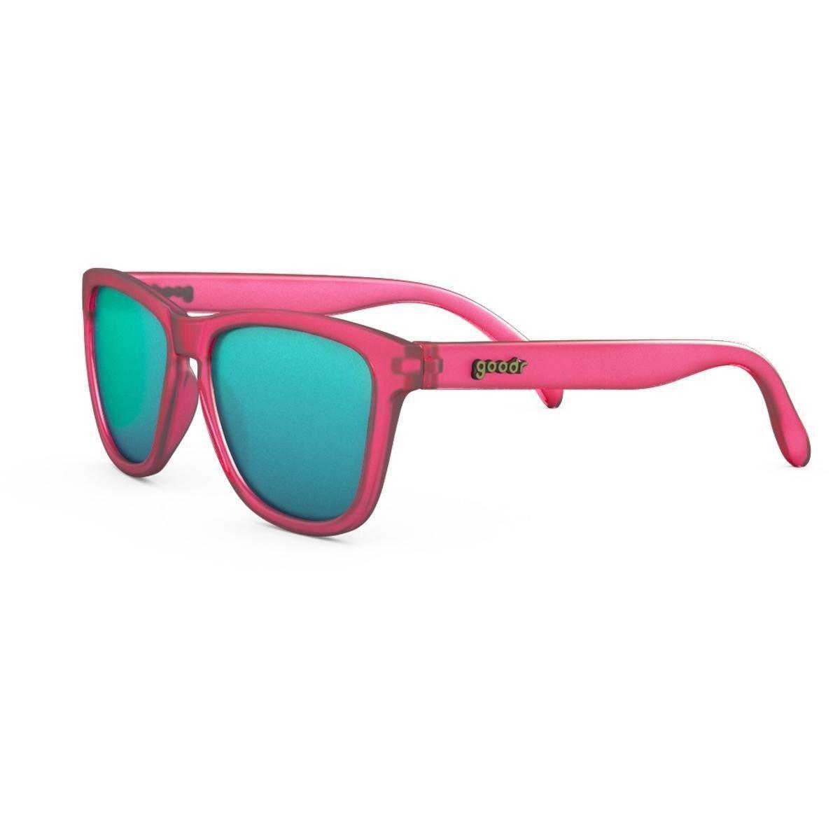óculos de Sol Goodr - Flamingos on a Booze Cruise