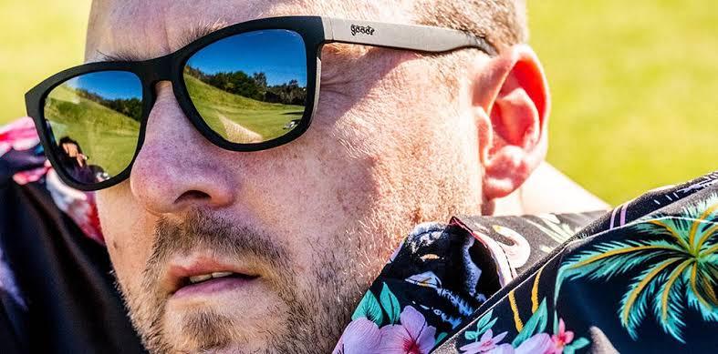 Óculos de Sol Goodr - Back 9 Blackout