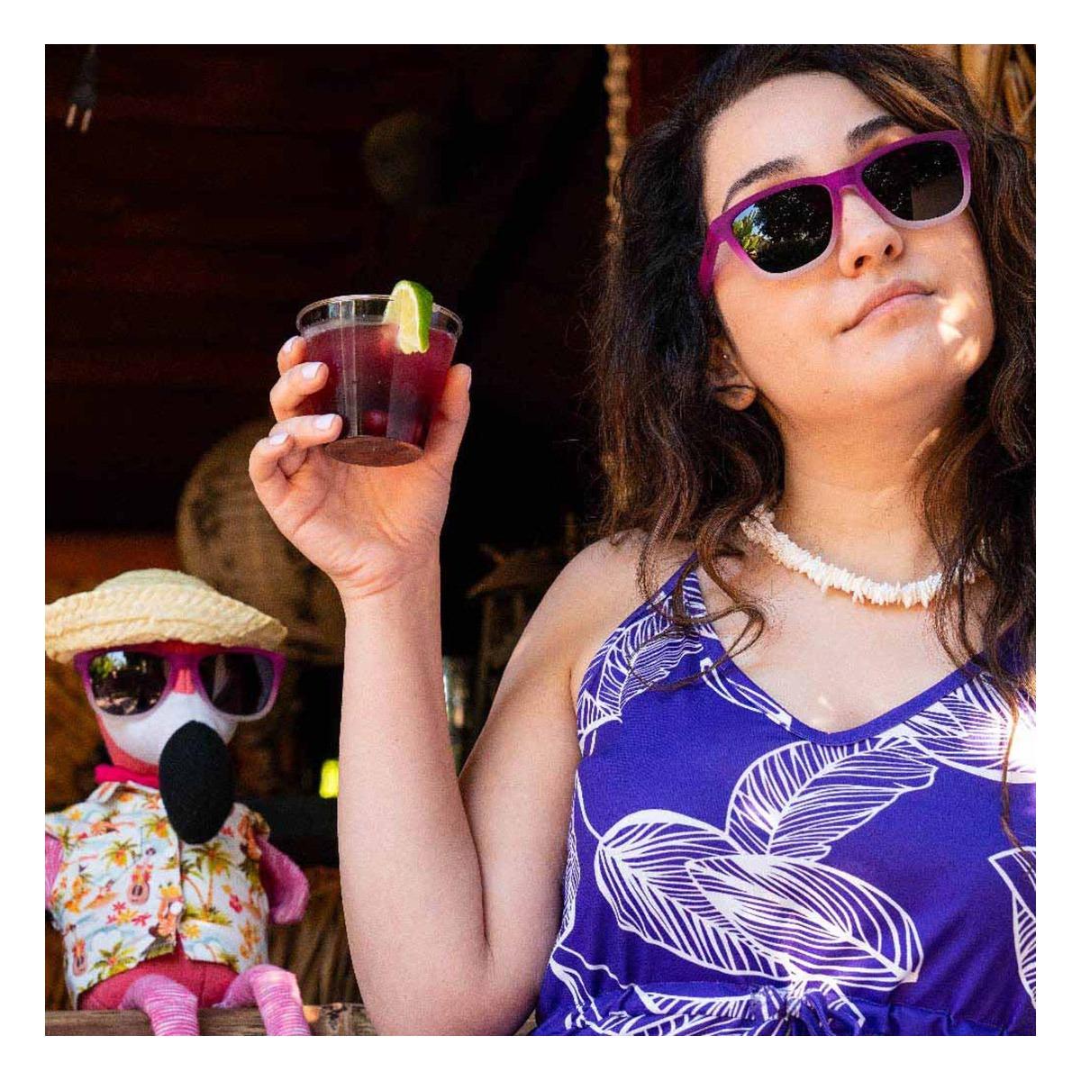Óculos de Sol Goodr - Grape Ape Mistake