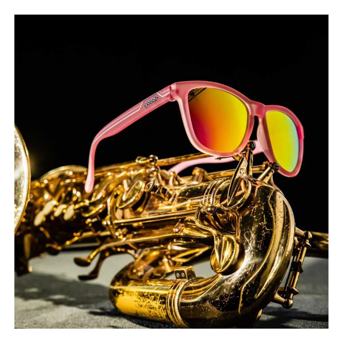 Oculos de Sol Goodr -   I WANNA SAX YOU UP