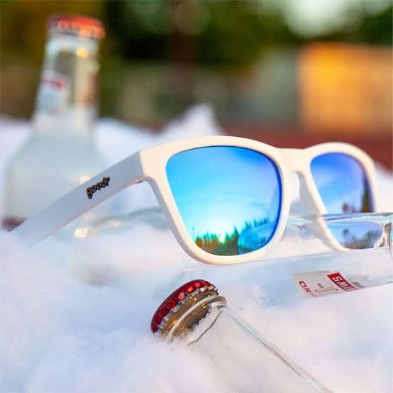 Oculos de Sol Goodr -  Iced By Yetis