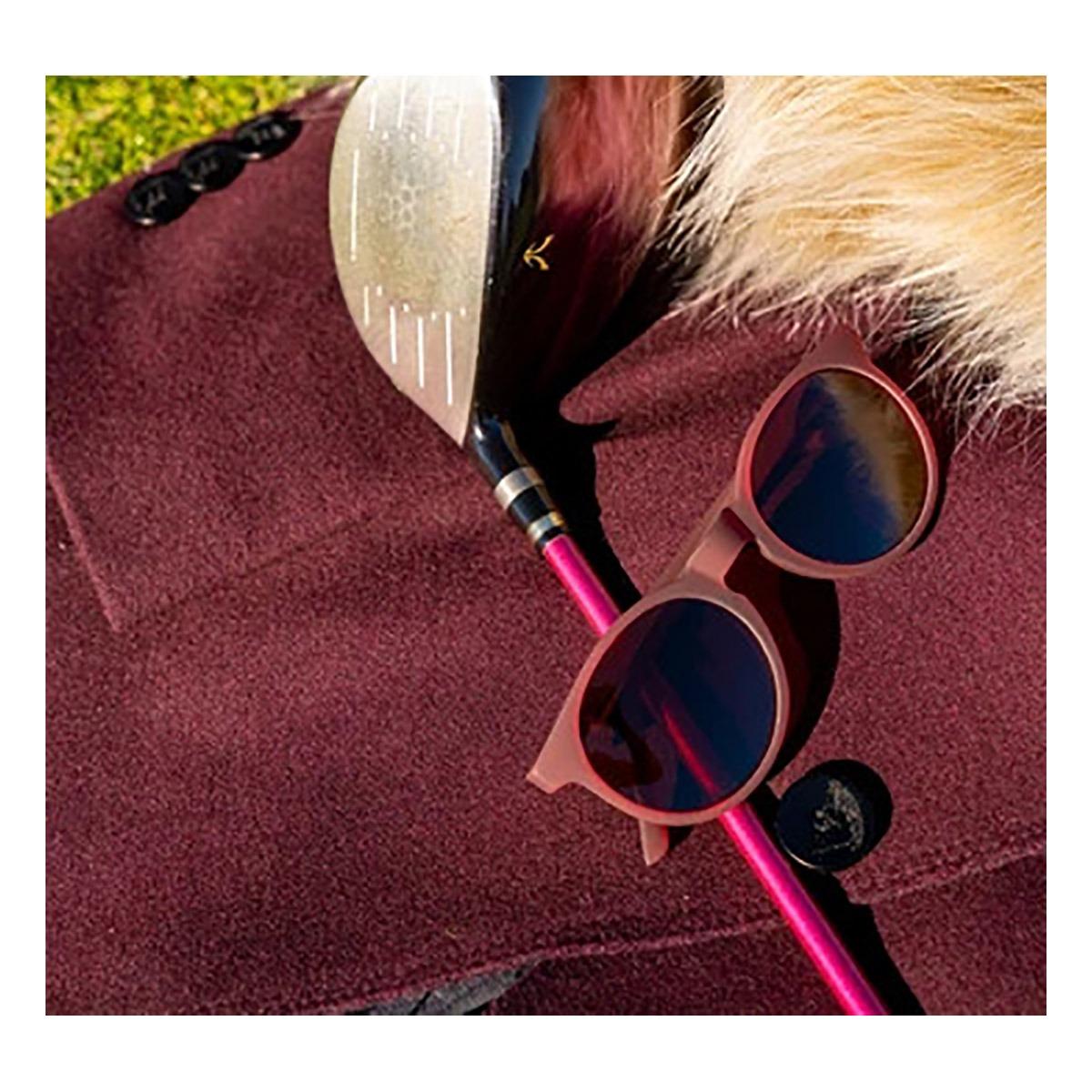 Óculos de Sol Goodr - Im Wearing Burgundy