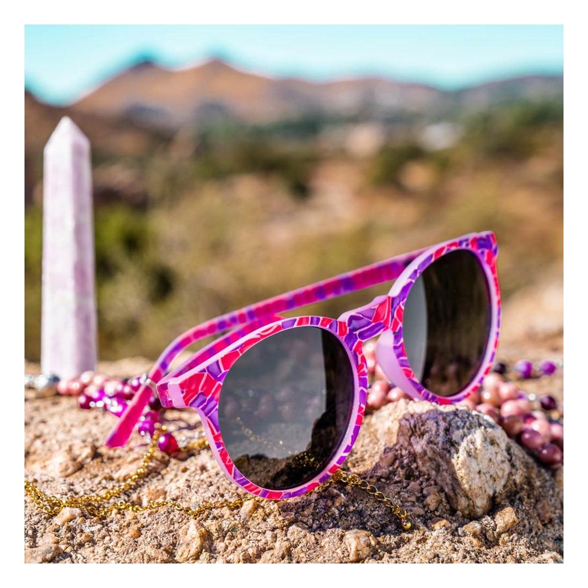 Óculos de Sol Goodr - Kunzite Compels You