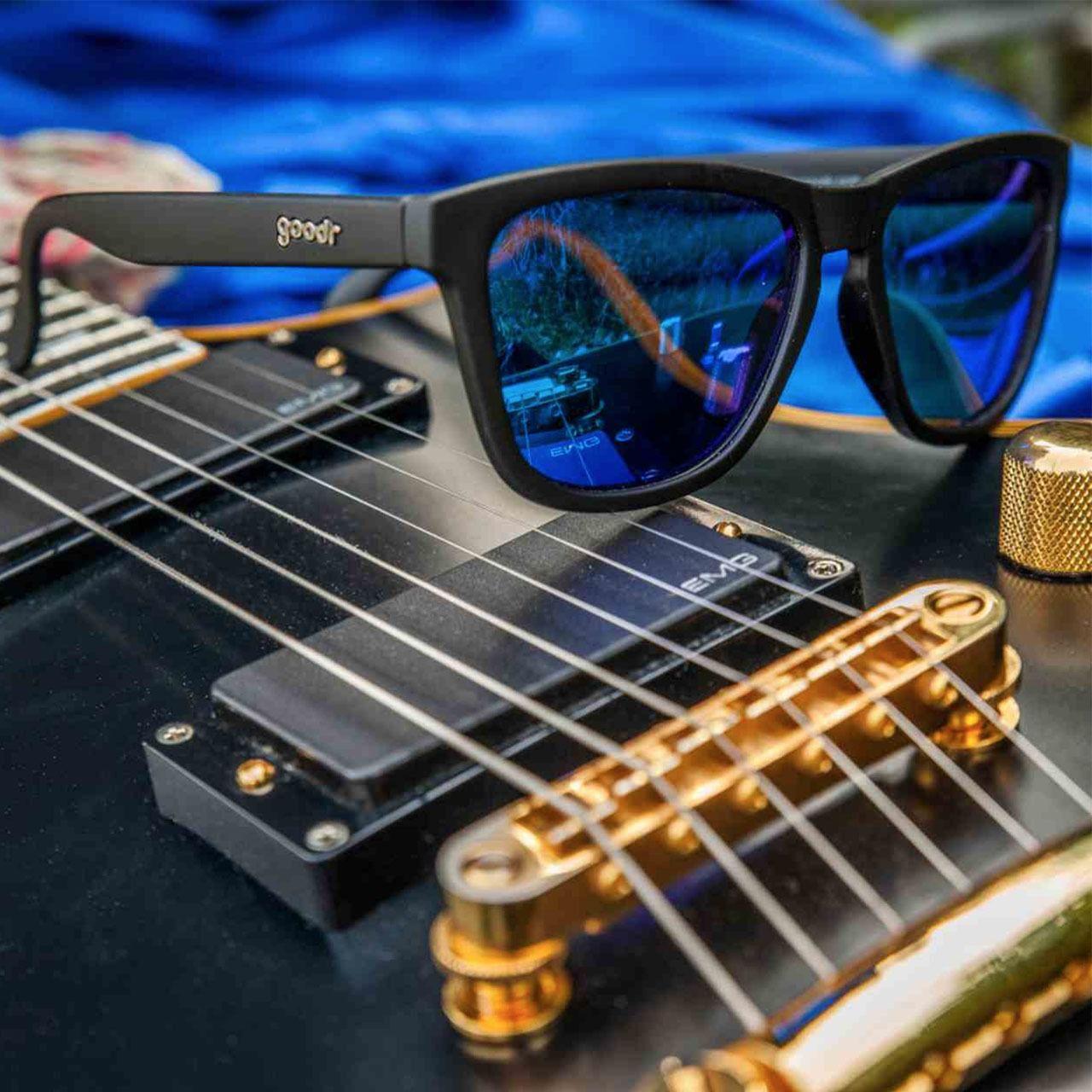 Oculos de Sol Goodr -  Mick and Keith's Midnight Ramble