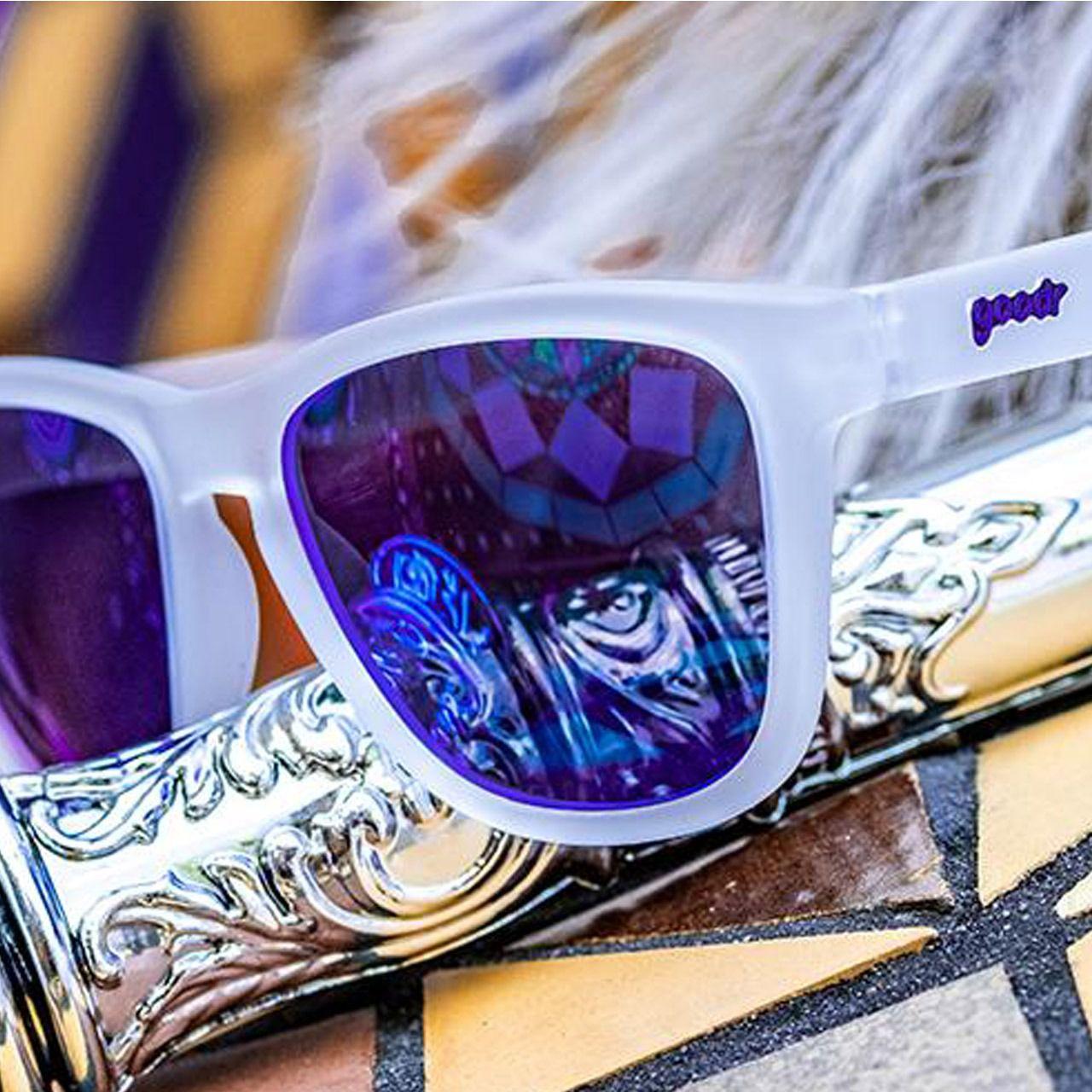 Oculos de Sol Goodr -  Power of Voodoo. Who do? You do.