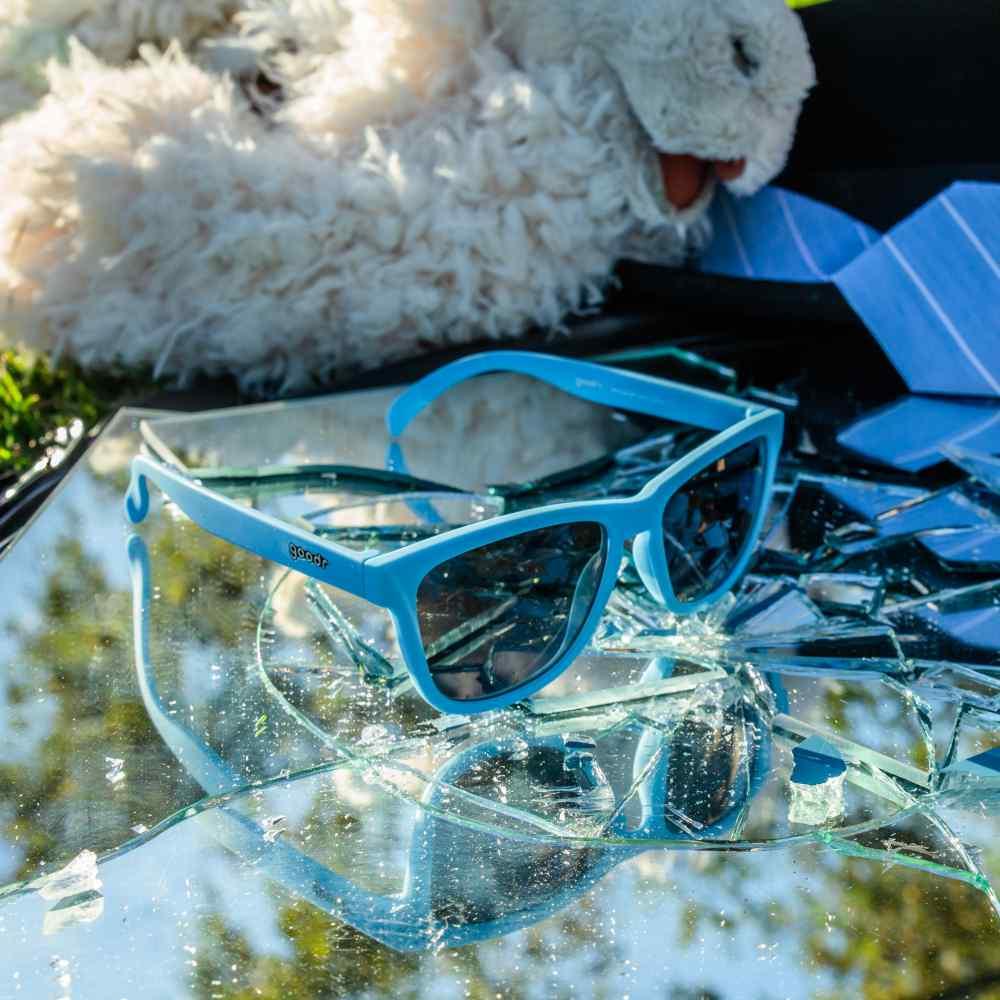 Óculos De Sol Goodr - Running - Franks Llama Land Ditty