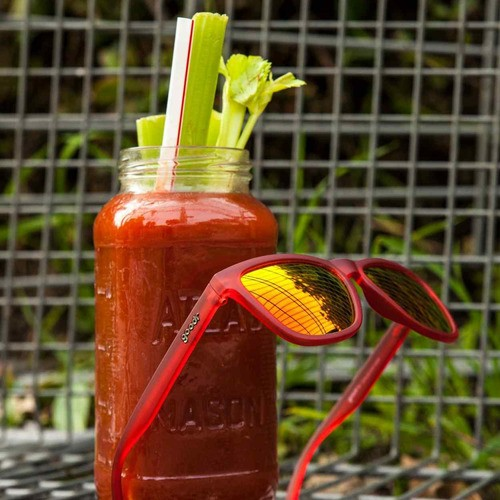 Óculos de Sol Goodr - Running - Phoenix at a Bloody Mary Bar